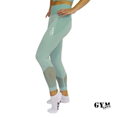 GymLove Seamless Leggings / mint