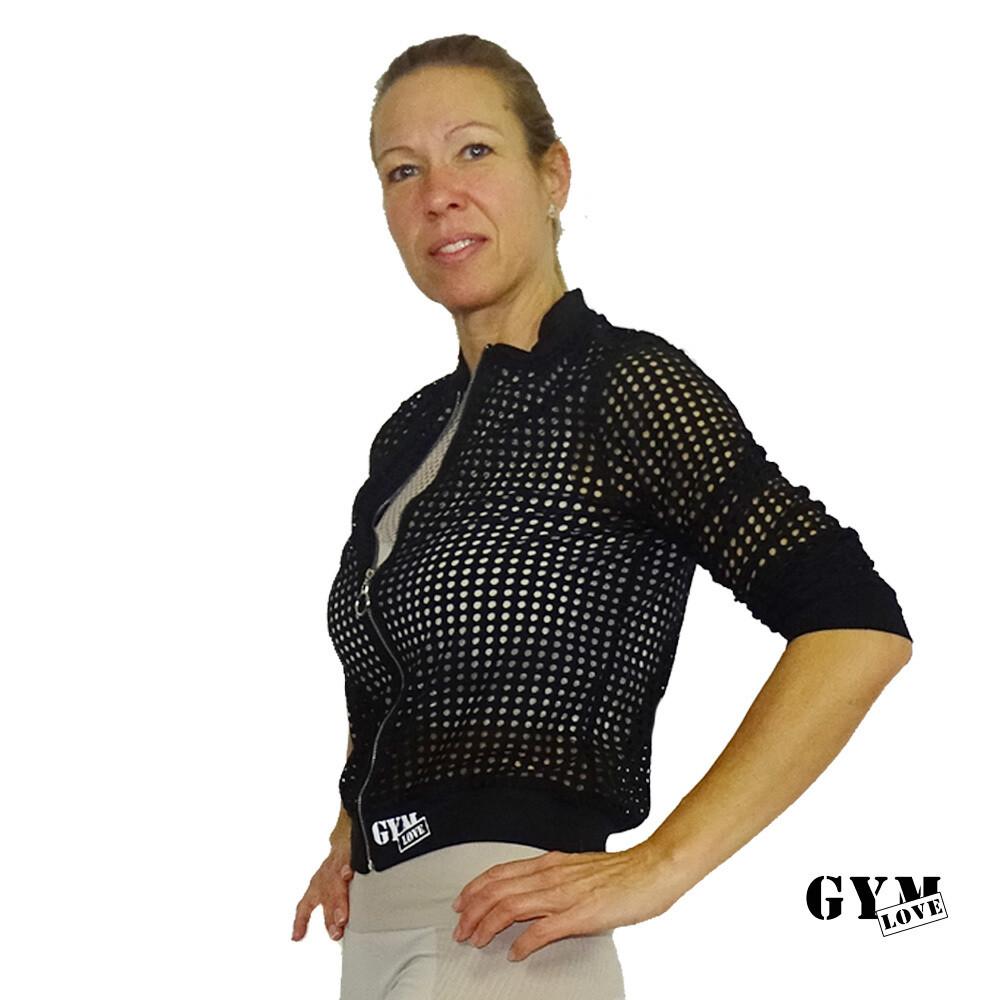 GymLove Fashion Zipp