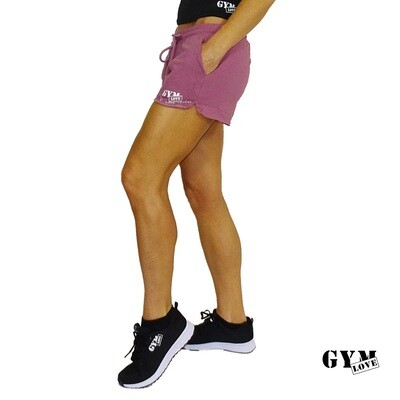 GymLove Short Cool / Rose