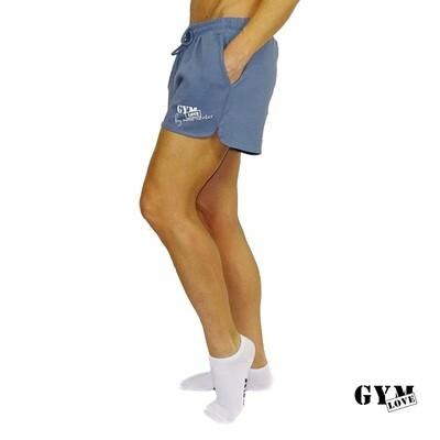 GymLove Short Cool / Blau