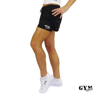 GymLove Mesh Short
