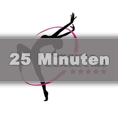 25 Minuten Einheit