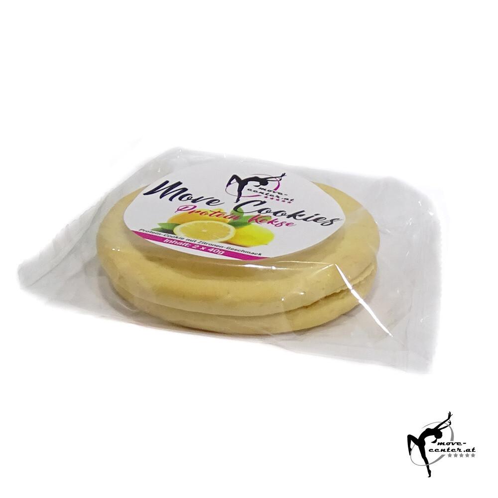 Protein Cookies / Zitrone