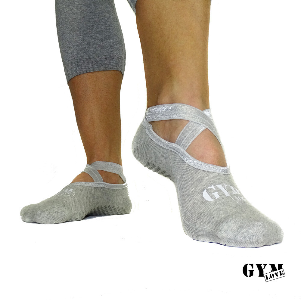 GymLove Yoga Socks
