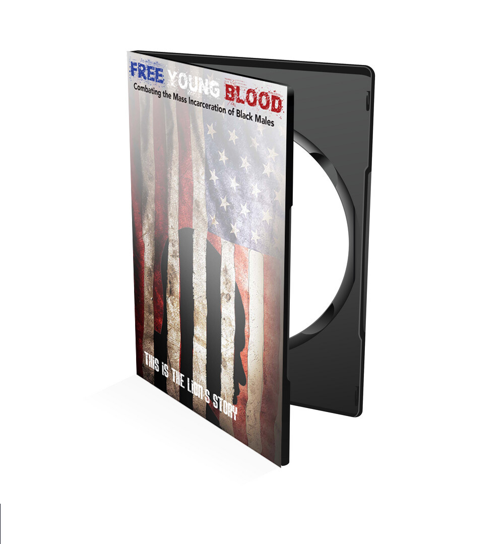 Free Young Blood - DVD