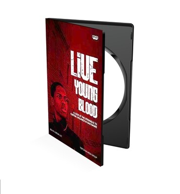 Live Young Blood - DVD