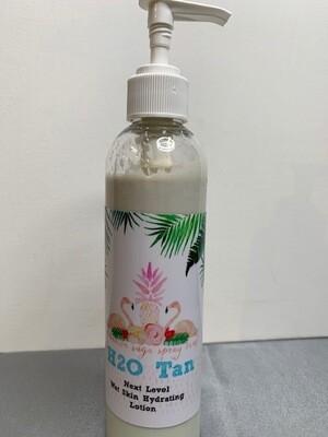 Brown Suga H2O Tan Wet Skin Hydrating Lotion