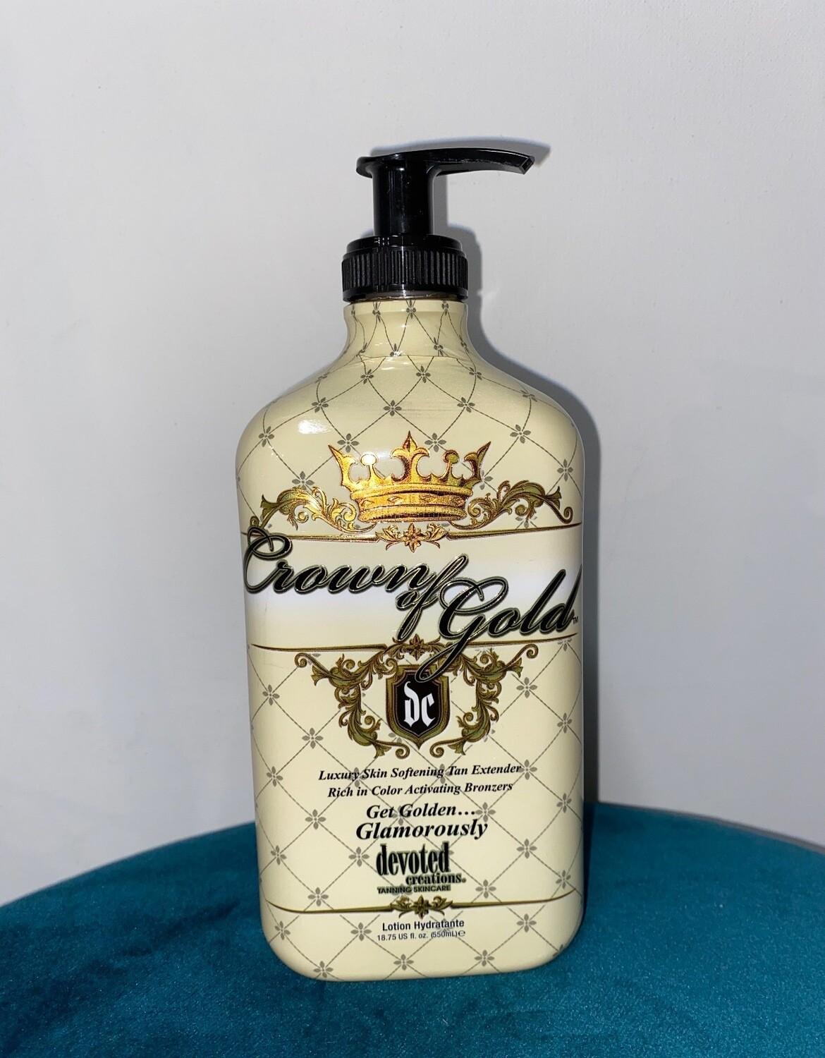 DC Crown Of Gold Tan Extender