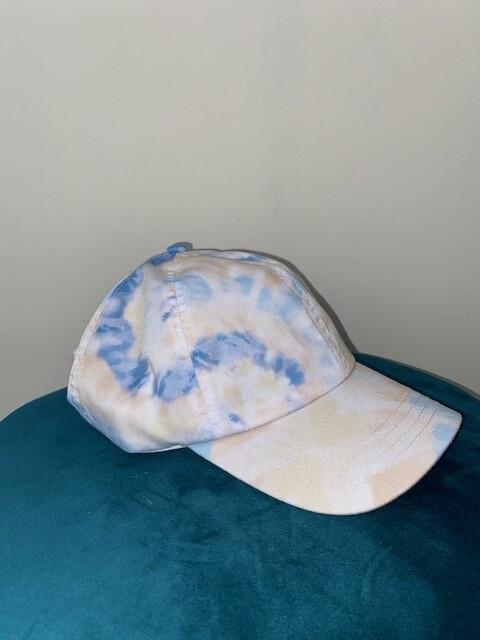 Tie Dye Hat With Monogram Option