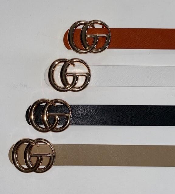 "Fashion Belt 1.5"" W, 42"" L"