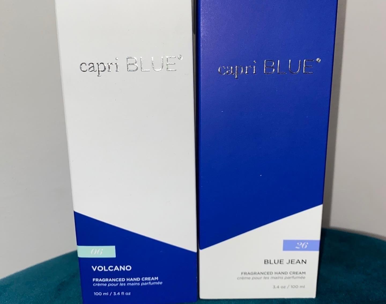 Capri Blue Signature Hand Cream 3.4oz.