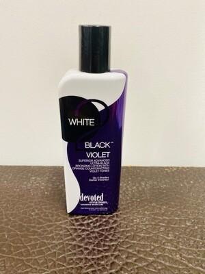 White 2 Black Violet