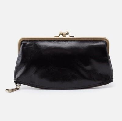 Hobo Millie Wallet Black