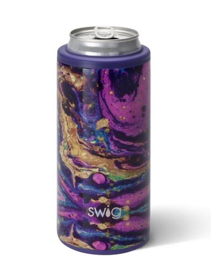 Swig 12oz. Skinny Can Cooler - Purple Rain