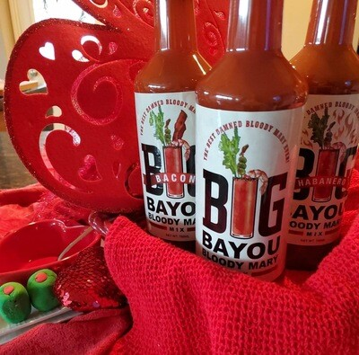 Big Bayou Bloody Mary Mix