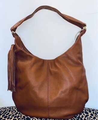 Hobo Gardner Bag, Toffee