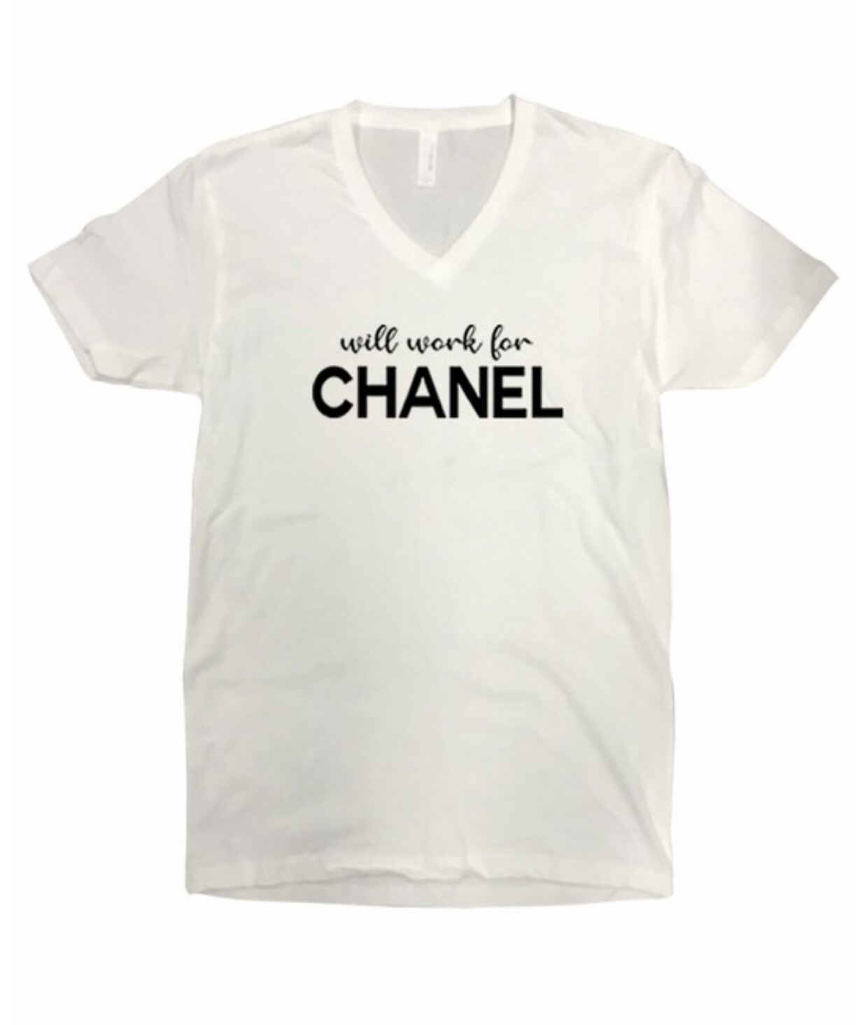 Work For Chanel White
