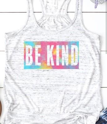 Kissed Be Kind Tye Dye