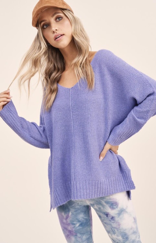 Lilac L\W Sweater