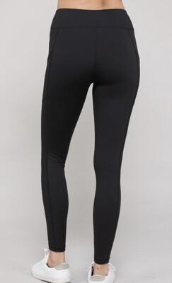 Yoga Style Pocket - Black