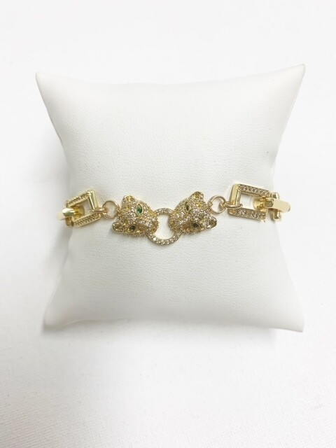 AA Jaguar Link Bracelet