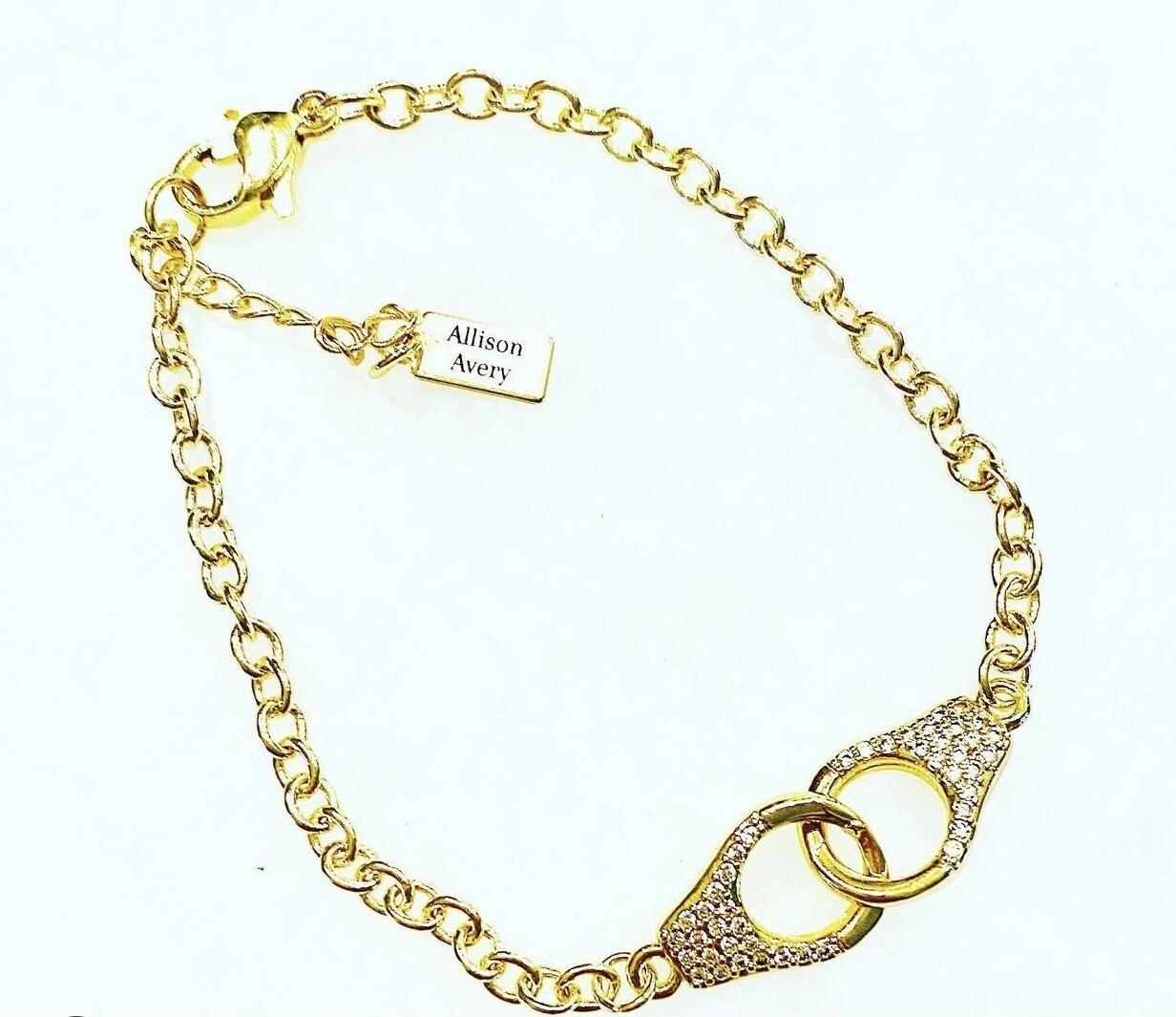 AA Handcuff Bracelet
