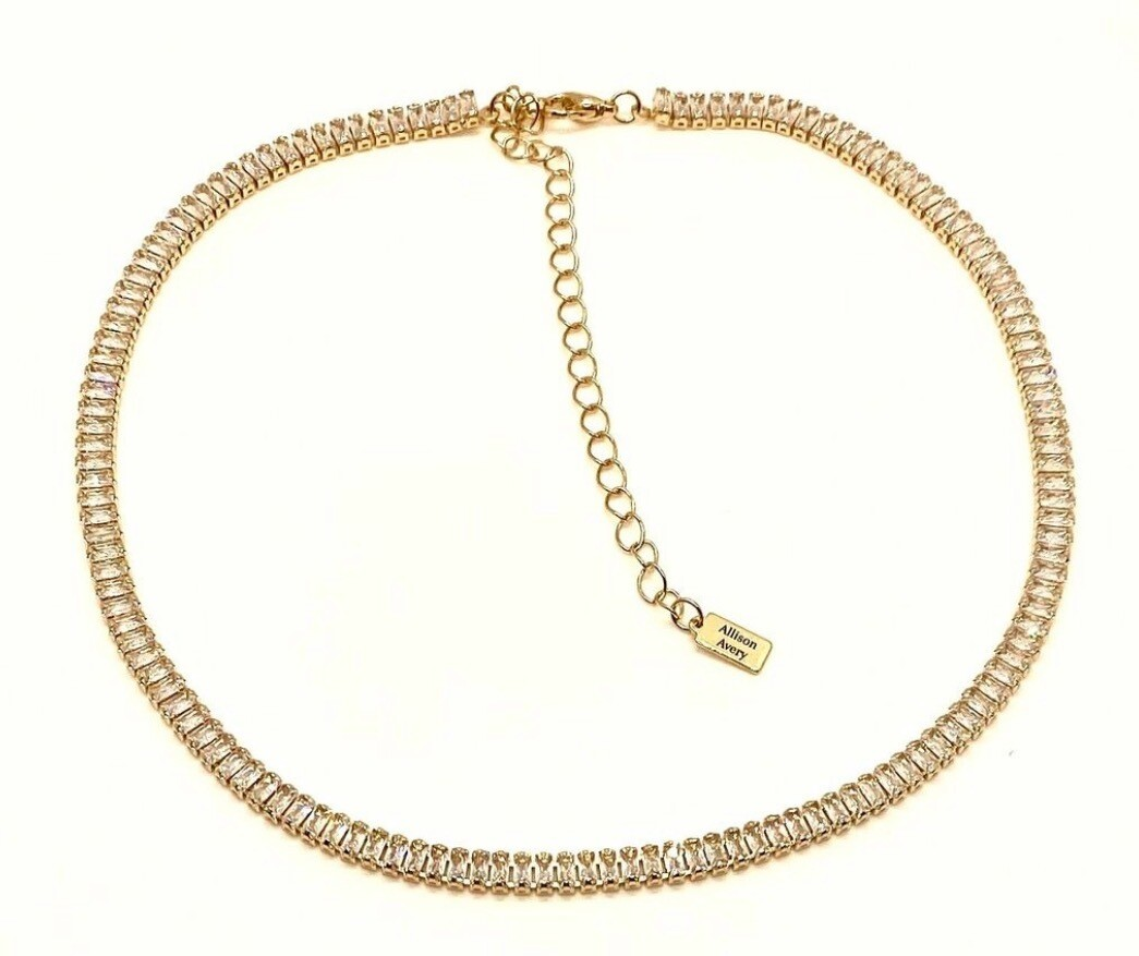 AA Tennis Necklace