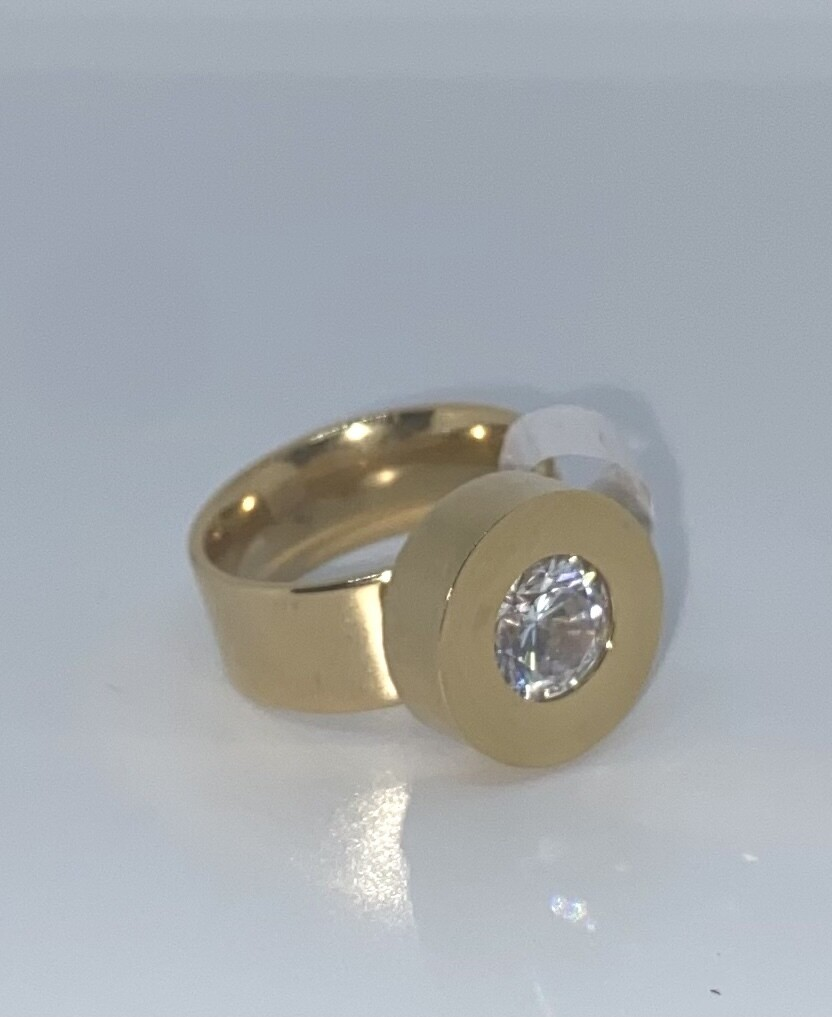 AA Beck Band Interchangable Ring