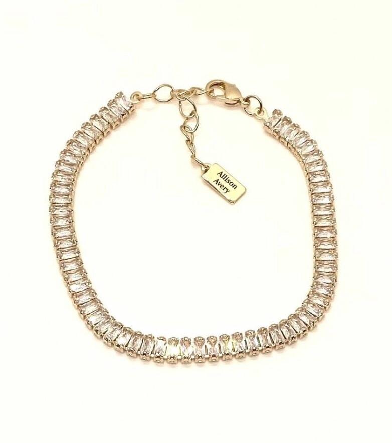 AA Tennis Bracelet