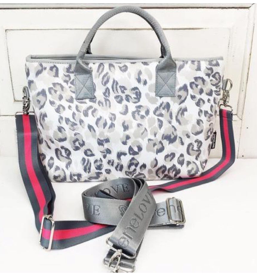 PreneLOVE Small Tote - Yorkville Pink