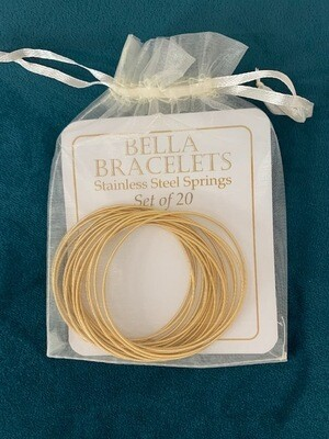 Bella Bracelets - Gold