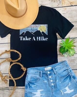 Take A Hike - Black