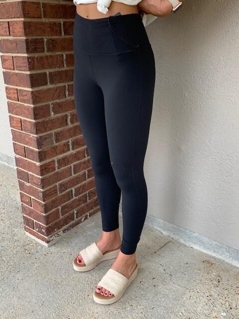 Mono B HIIT Leggings - Black