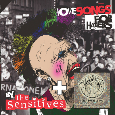 Love Songs For Haters (VINYL) + 7