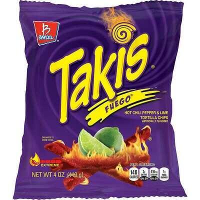 Takis (4 oz bag)