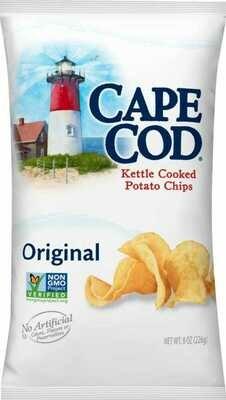 Cape Cod Original Kettle Chips (8 oz)