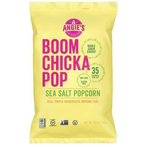 Angie's BoomChickaPop Sea Salt