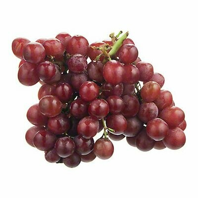 Red Seedless Grapes (3 Lb)