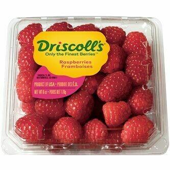 Fresh Raspberries (tray)