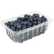 Fresh Blueberries (18 oz tray)