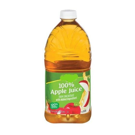 Chef's Choice Apple Juice (64 oz)