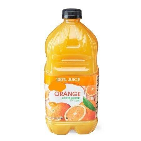 Chef's Choice Orange Juice (64 oz)