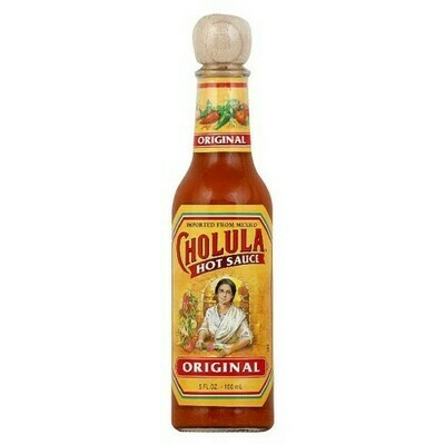 Cholula Hot Sauce Original (5 oz)