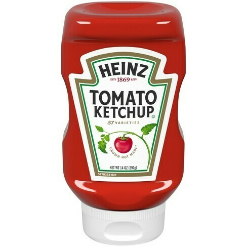 Heinz Ketchup (14 oz)