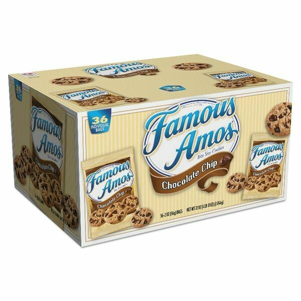 Famous Amos (2 oz 36 count)