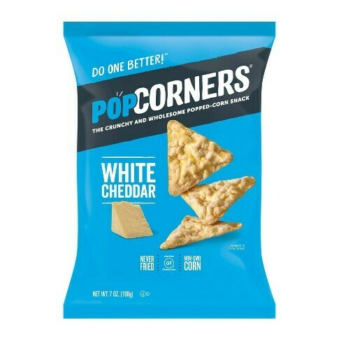 Popcorners Aged White Cheddar (7 oz)