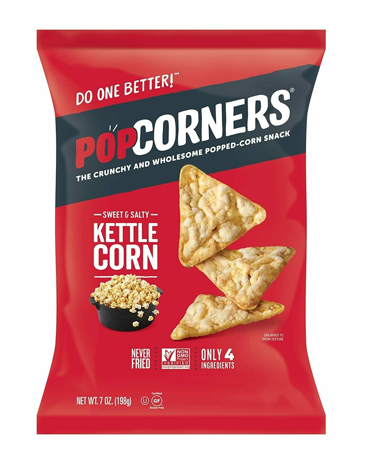 Popcorners Kettlecorn (7 oz)