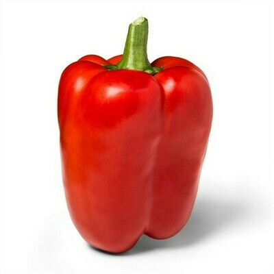 Red Bell Pepper (each)