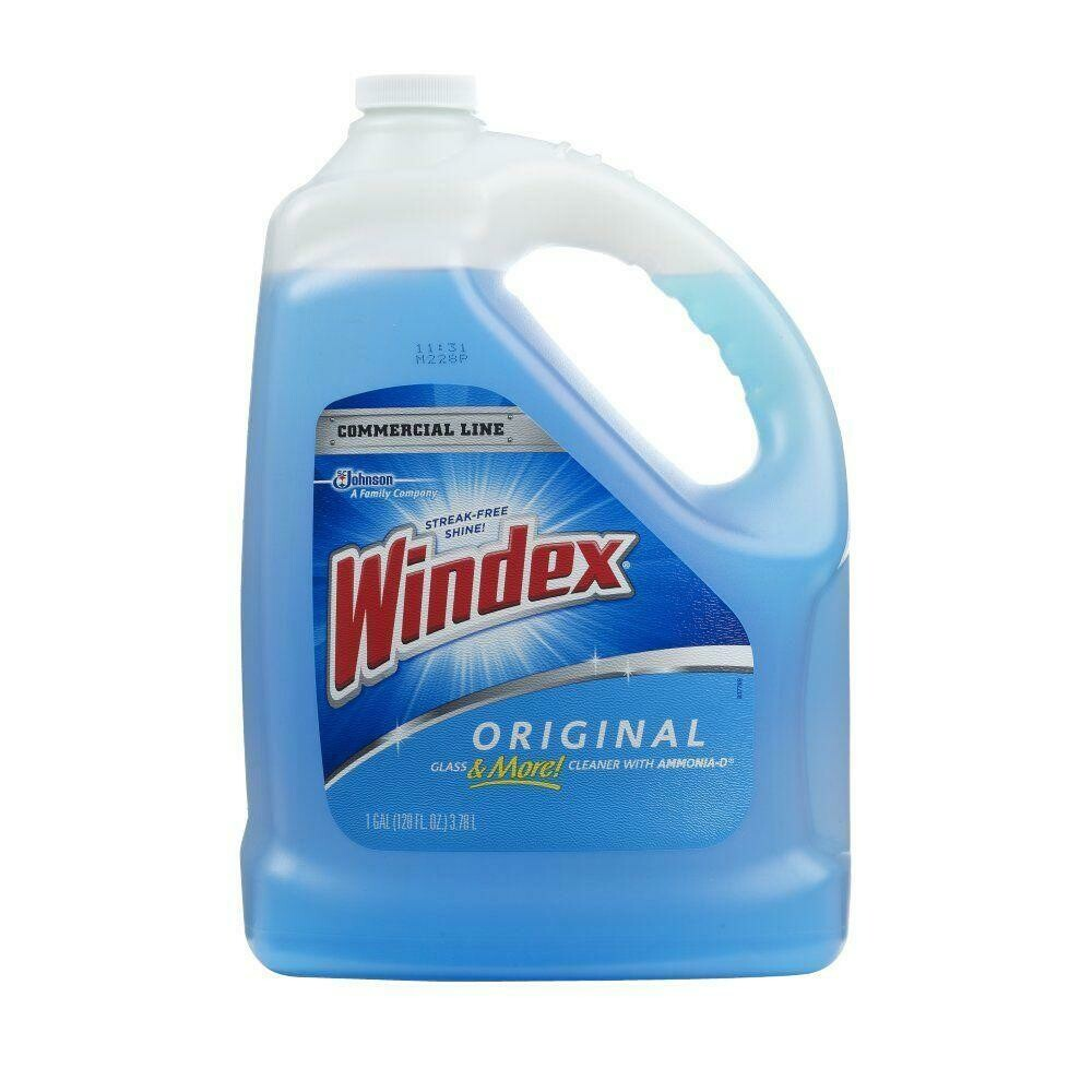 Windex Commercial Window Cleaner (1 gallon)