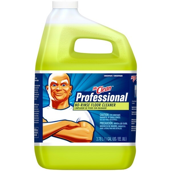 Mr. Clean No-Rinse Floor Cleaner (1 gallon)